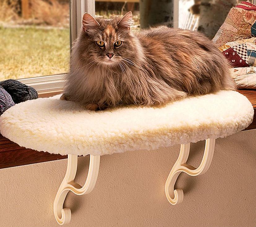 K&H Kitty Sill Cat Window Perch