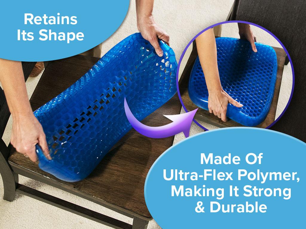 Retains shape