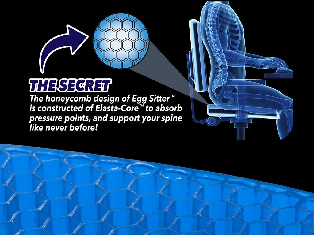 The secret is. . .