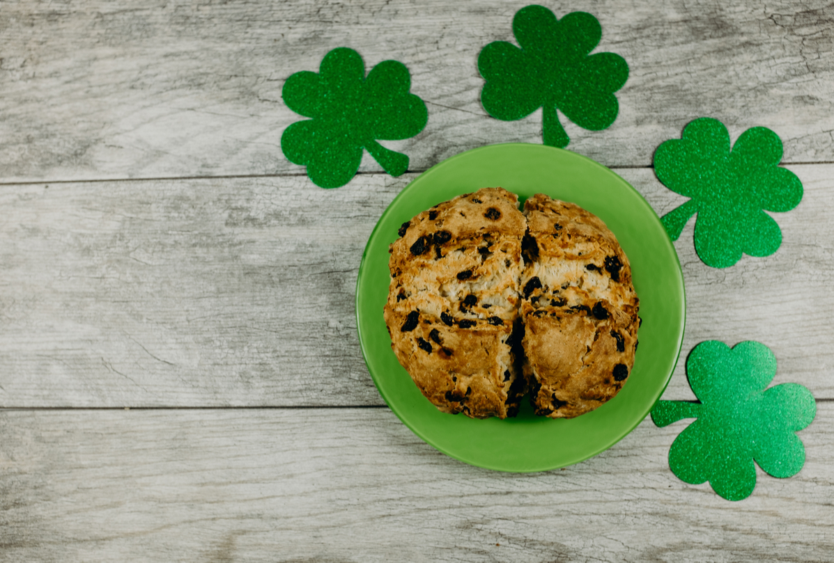Leprechaun-Approved Irish Soda Bread You HAVE To Make For St. Paddy's Day